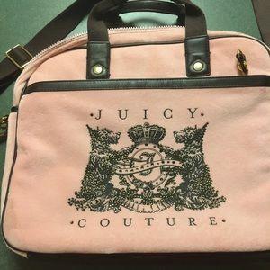 Juicy Couture Lap Top Case